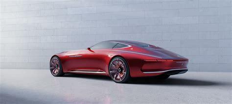 Vision Mercedes Maybach 6 Finally Makes Its Debut