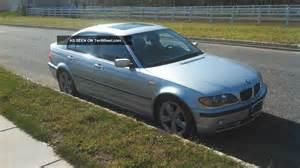 2005 bmw 330i base sedan 4 door 3 0l with