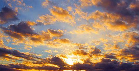 sunset clouds by andrvlad videohive