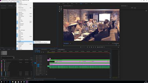 adobe premiere pro review adobe premiere pro cc 2018 review a major update cloud pro