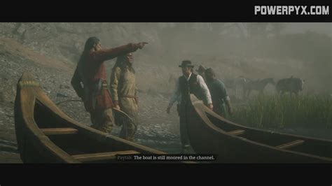 canoes red dead 2 red dead redemption 2 a rage unleashed walkthrough