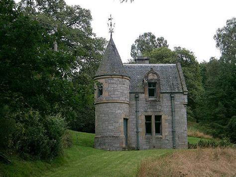 Blueprints For Tiny Houses scotland very small castle flickr photo sharing we