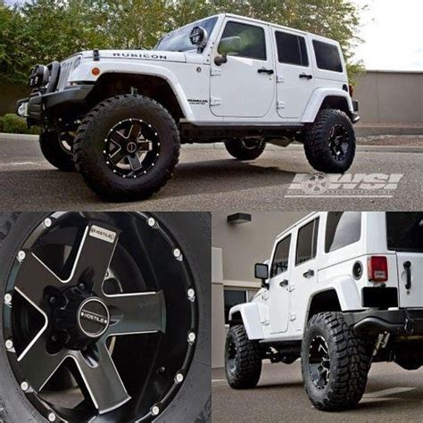 jeep moab wheels jeep rubicon equipped with our hostile moab blade cut 17x9