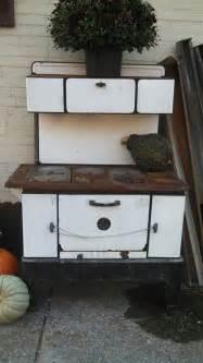 stove kitchen wood burning