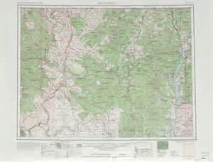 oregon forest service road maps okanogan topographic maps wa usgs topo 48118a1 at