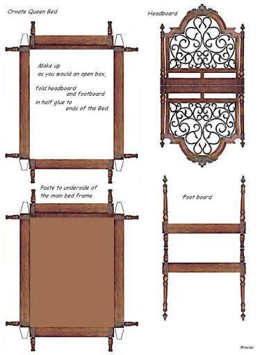 printable paper furniture 107 best mini furniture printables images on pinterest