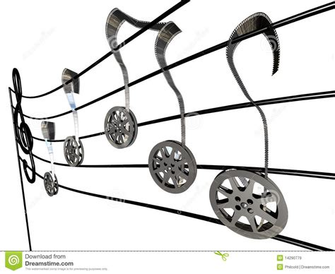free download soundtrack film eiffel i m in love de muziek van de film royalty vrije stock afbeeldingen