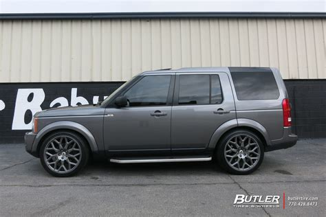 wheels land rover land rover lr3 with 22in redbourne king wheels exclusively