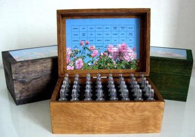 cofanetto fiori di bach officina biologica set fiori di bach biancarosa