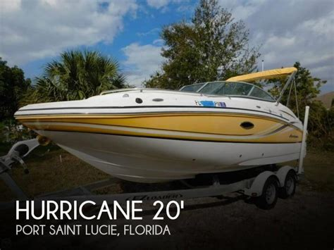 boats for sale port st lucie hurricane sundeck boats for sale in port st lucie florida