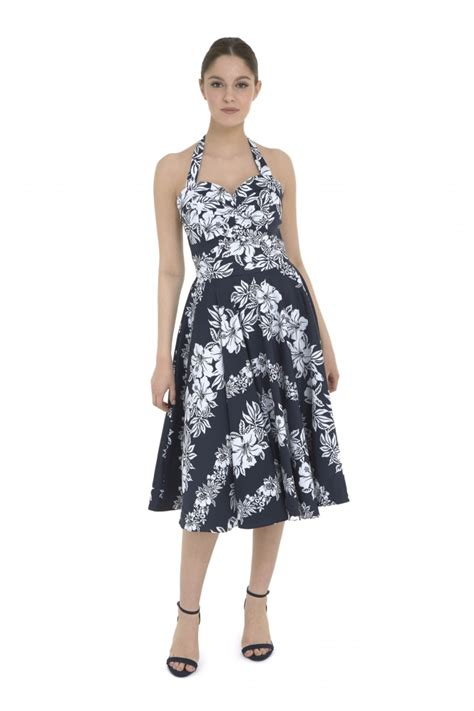 swing dresses sale the pretty dress company lani hawaiian halter swing dress