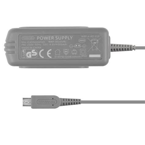 is the 3ds charger the same as the ds original genuine official nintendo dsi 3ds xl ll ac power