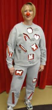 Costumes ideas operation board game patient diy halloween costume idea