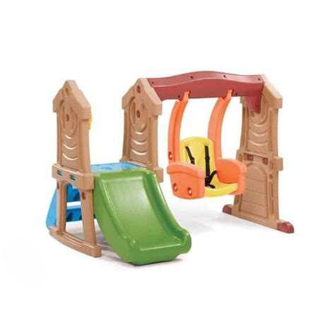 two step swing step 2 climber swing