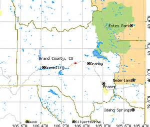 map of grand county colorado grand county colorado detailed profile houses real