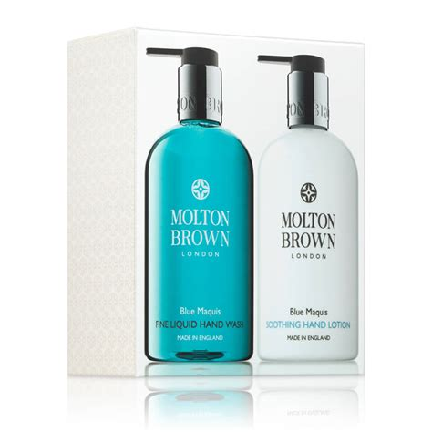 Molton Brown Molto 2 by Molton Brown Blue Maquis Care Set Free Shipping