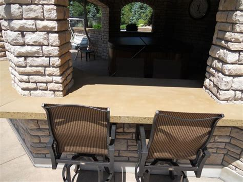 outdoor concrete bar top outdoor concrete bar top www imgkid com the image kid has it
