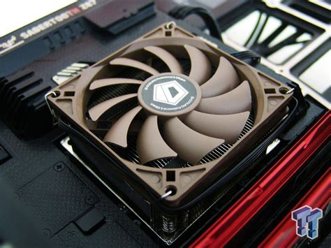 Id Cooling Is 65 Cpu Cooler id cooling is vc45 sff cpu cooler review