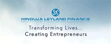 Hinduja Leyland Finance Letterhead Hinduja Newsletter