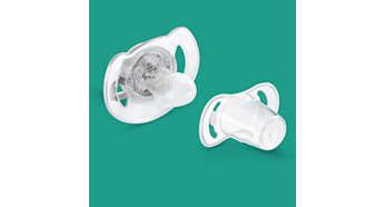 Philips Avent Soother Free Flow Scf178 23 0 6 Peralatan Bayi freeflow pacifiers scf178 23 avent