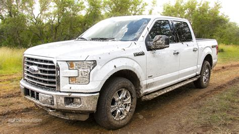 truck ford f150 ford f 150 hybrid pickup truck in the works autoevolution