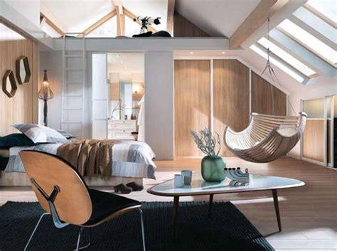 chambre avec mezzanine 35 chambres sous les combles d 233 coration