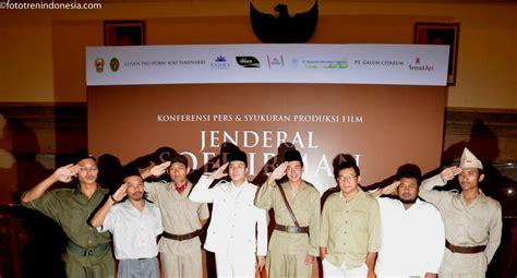 sutradara film jenderal sudirman syukuran pembuatan film jenderal sudirman