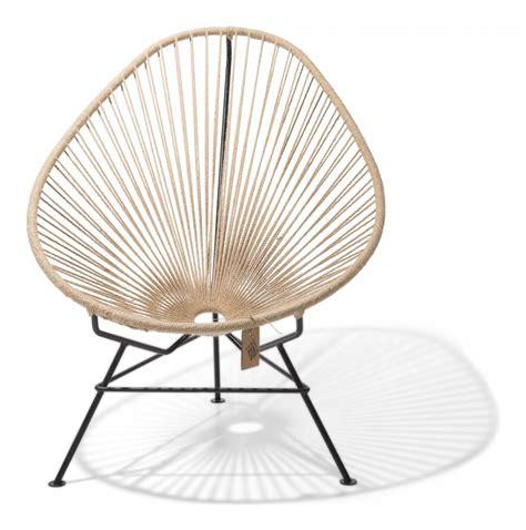 Acapulco Chair Original by Acapulco Hemp Chair The Original Acapulco Chair