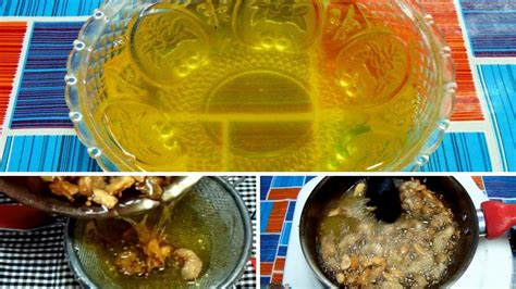 cara membuat minyak kelapa untuk memasak cara membuat minyak ayam untuk mie ayam harum wangi youtube