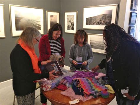 knitting classes ri vogue knitting live destination experience 2014