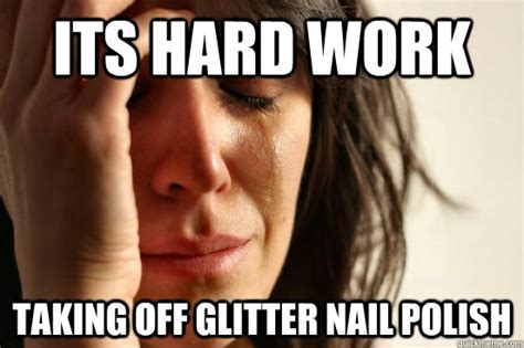 Nail Polish Meme - nail polish sales are way down here s why we re over it