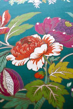 recurring pattern in french color crazy at canovas the english room beautiful