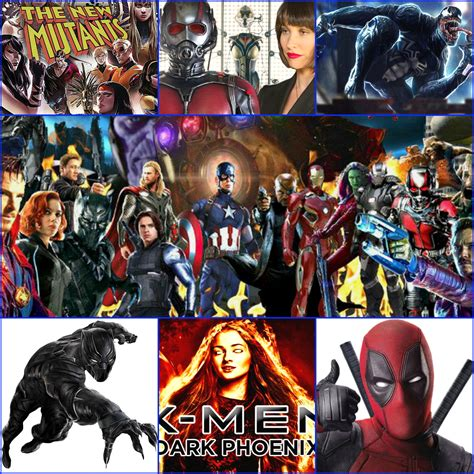 marvel film new releases fanboy s wet dream eight marvel movies to be released in
