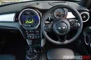 Mini Cooper Dash 2014 Mini Cooper S Review Performancedrive