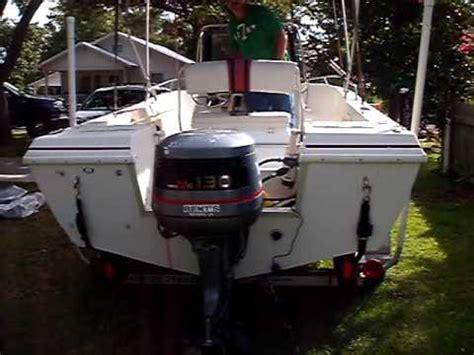 1985 proline with 120 hp evinrude doovi - Boat Engine Jerking