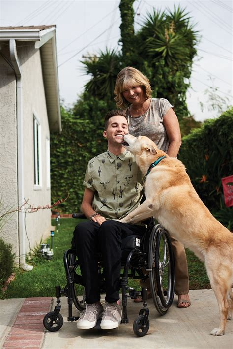 Surprised With Honorary Mba by Of Chapman Student With Spinal Cord Injury Earns