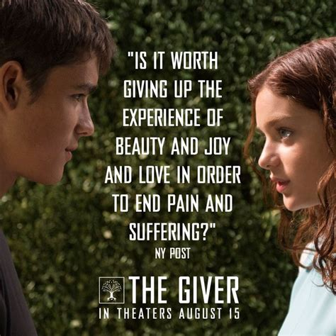 movie quotes joy quot is it worth giving up the experience of beauty and joy