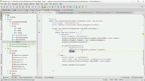 java android development livelessons introduction to java for android development