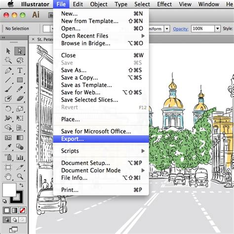 eps format adobe illustrator quick tip exporting to other file formats in adobe