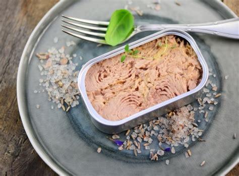 cuisiner le thon en boite miracle en cuisine la boite de thon