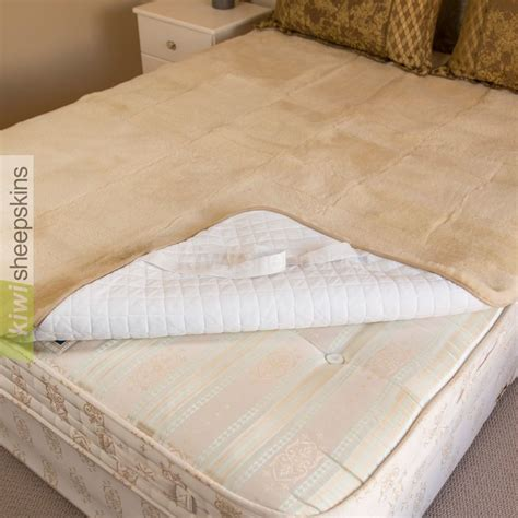 sheepskin bed pad genuine medical sheepskin mattress pad bed underlay