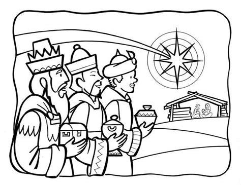 imagenes de navidad para colorear reyes magos dibujos para colorear de los reyes magos para imprimir