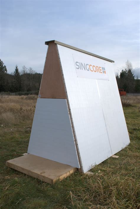 sandwich panel smallest home shelter non warping