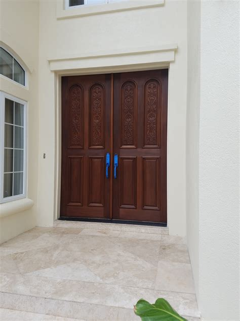 front door restoration front door restoration jacksonville part 2a staining