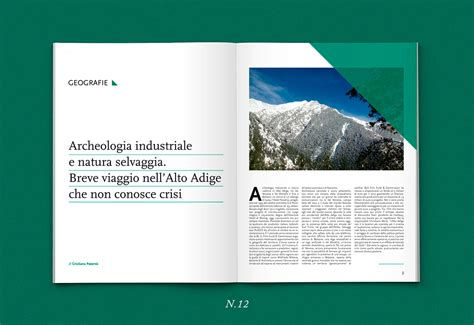 layout majalah keren 8 189 magazine on behance