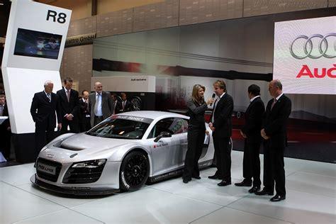 Audi R8 LMS 2008 Essen Motor Show
