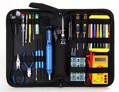 electronics starter tool kit