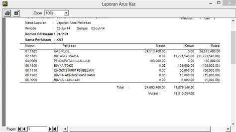 format laporan arus kas adalah armadillo software akuntansi dagang dan simpan pinjam read
