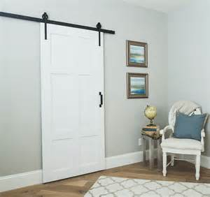6 Panel Sliding Closet Doors Our Classic 6 Panel Sliding Barn Door Is Timeless Built To Both Look Rustic And Function As