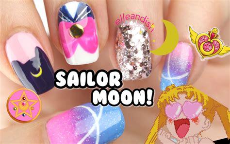 Sailor Moon Nail